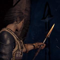 二级的列奥尼达斯之矛