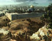 AC1 Jerusalem - Concept Art