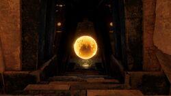 ACO Siwa Vault Projection