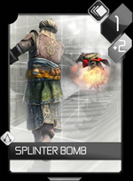 ACR Splinter Bomb