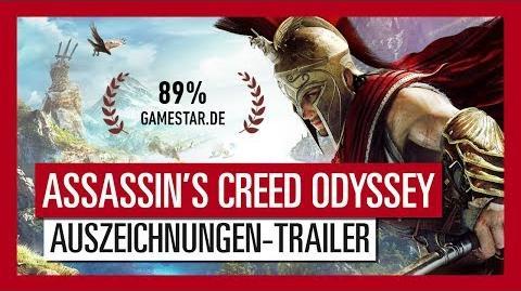 AUT ASSASSIN'S CREED ODYSSEY AUSZEICHNUNGEN-TRAILER
