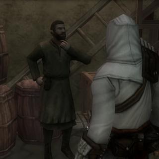 亚历山大建议刺杀圣殿骑士队长