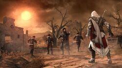 Ezio vs Cesare 1