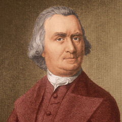 Portrait de Samuel Adams