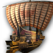 ACOD The Labyrinth's Bow Ship Design