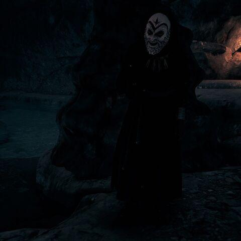 布里松在秩序圣殿