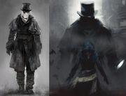ACS Jack the Ripper - Concept Art