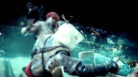 Edward Kenway, A Pirate Trained By Assassins - Assassin's Creed 4 Black Flag DE