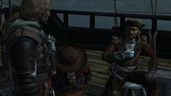 Przesłuchiwanie kapitana