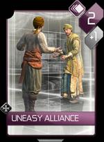 ACR Uneasy Alliance
