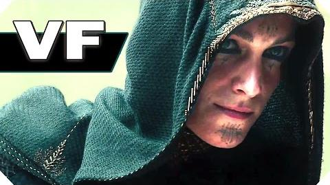 ASSASSIN'S CREED Bande Annonce VF du Film (2016)