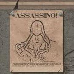 L'avis de recherche d'Ezio dans Assassin's Creed II: Discovery