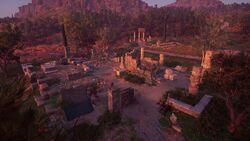 Korinthia-RuinedTempleofApollo