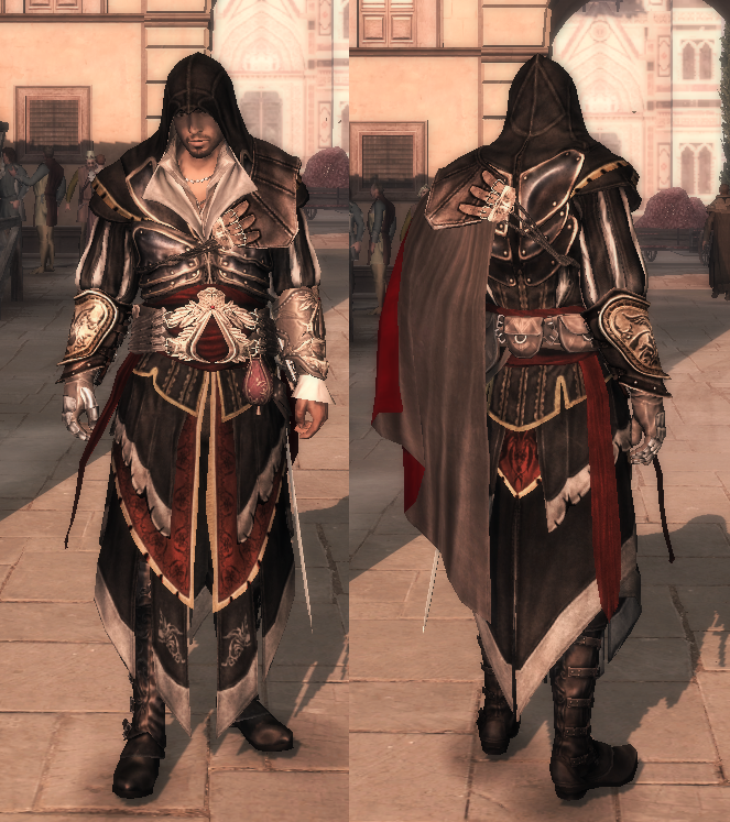 Altair Ibn La Ahad S Robes Assassin S Creed Wiki Fandom