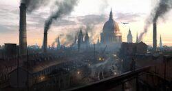 ACS London Overview - Concept Art