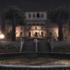 La <b>villa</b> en 2012