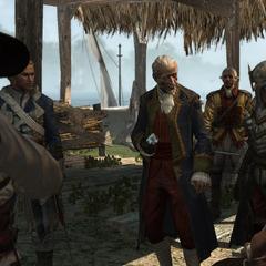 托勒斯命令将罗伯兹转移至他的住所