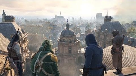 Assassin's Creed Unity Co-Op Gameplay - Xbox One 4 Player AC Unity