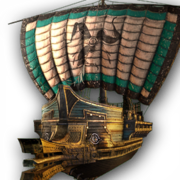 ACOD The Triskelion Ship Design
