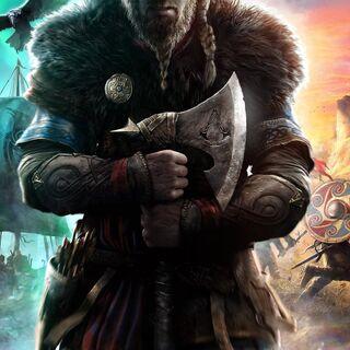 Artwork zum Setting von Assassin's Creed Valhalla