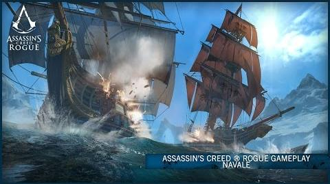 Assassin's Creed ® Rogue Gameplay navale IT