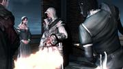 Assassin - Antonio de Maianis - Branding Ezio's finger