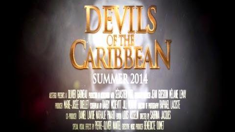 "AE files:""Devils of the Caribbean"" Teaser"
