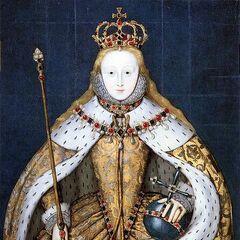 Elizabeth I of England<br />(1533 – 1603)
