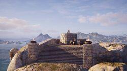 Salamis-LighthouseoftheFatherofAjax