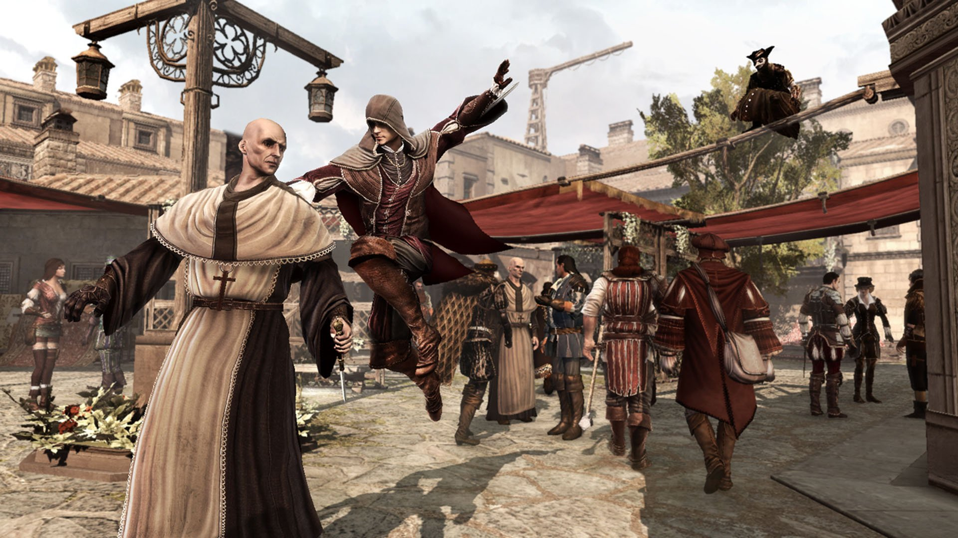 download assassins creed brotherhood - HD 1920×1080