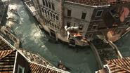 ACII Venise Saut de la foi