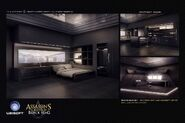 ACIV Abstergo Entertainment Bunker concept 4