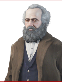 ACS BDA Karl Marx