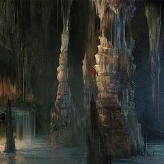 艾芙琳探索地穴