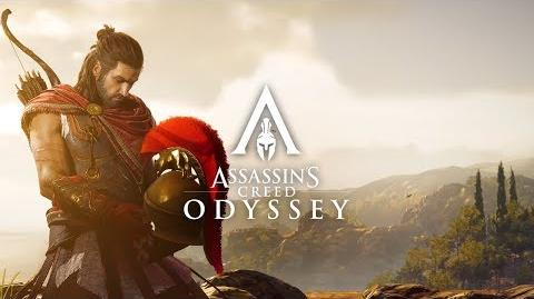 Assassin's Creed Odyssey E3 2018 World Reveal Gameplay Trailer