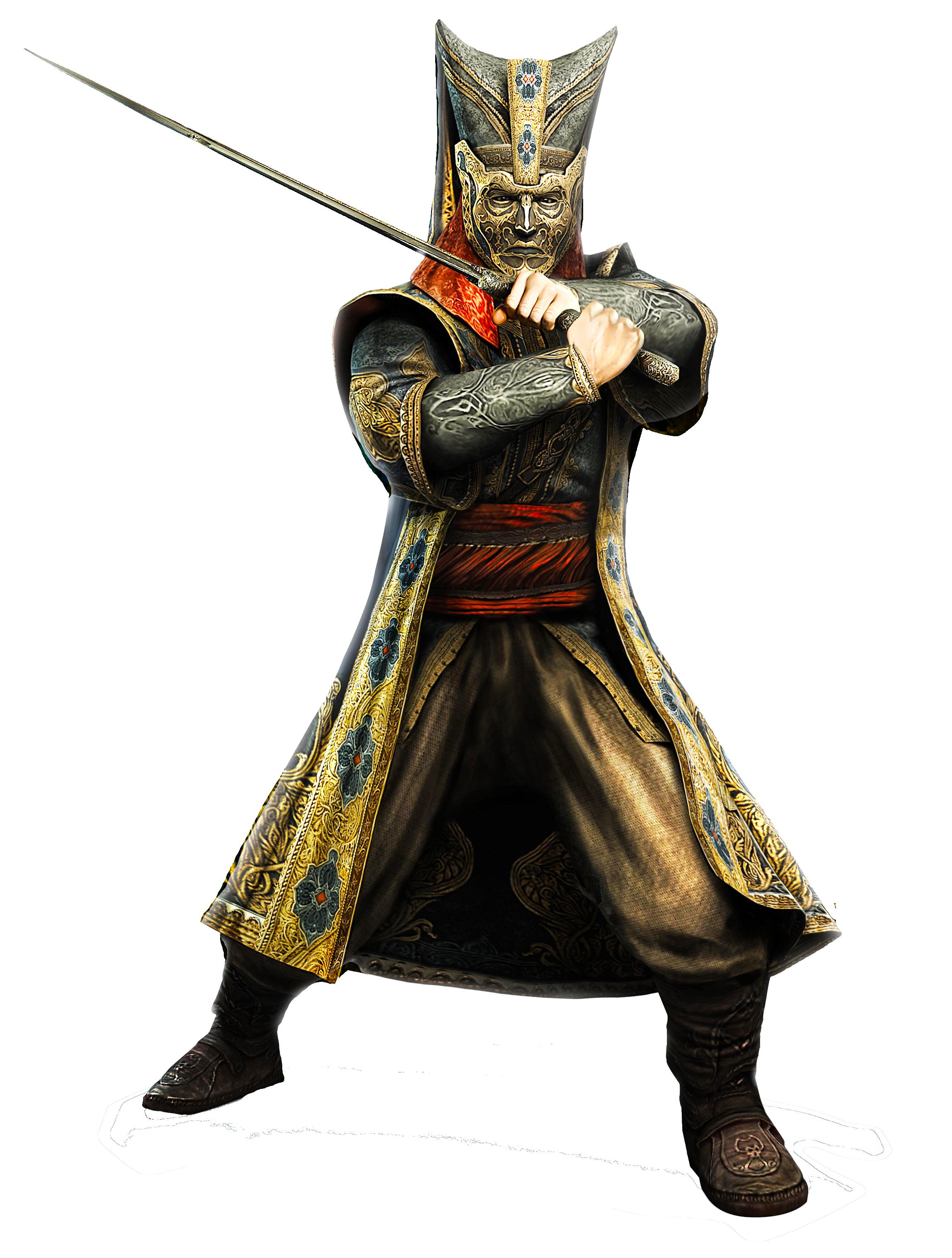 Janissary Mask