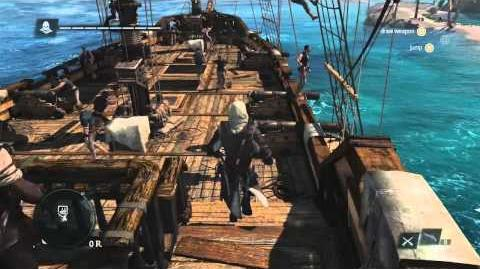 13 Minutes of Caribbean Open-World Gameplay Assassin's Creed 4 Black Flag UK