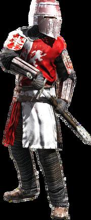 AC1-Templar Knight Render