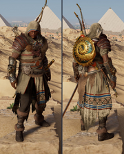 ACO Dress of the Foreign Realm oufit