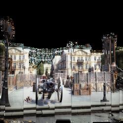 ACU Place de la Révolution Concorde Louis XV BDA