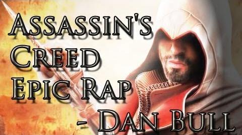 ASSASSIN'S CREED RAP - Dan Bull
