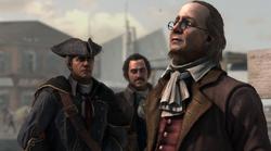 Benjamin, Haytham i Lee