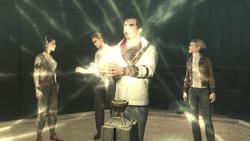 Desmond prende Mela dell'Eden Tempio di Giunone