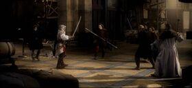 Giovanni's fight