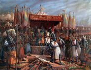 Saladin Guy de Lusignan