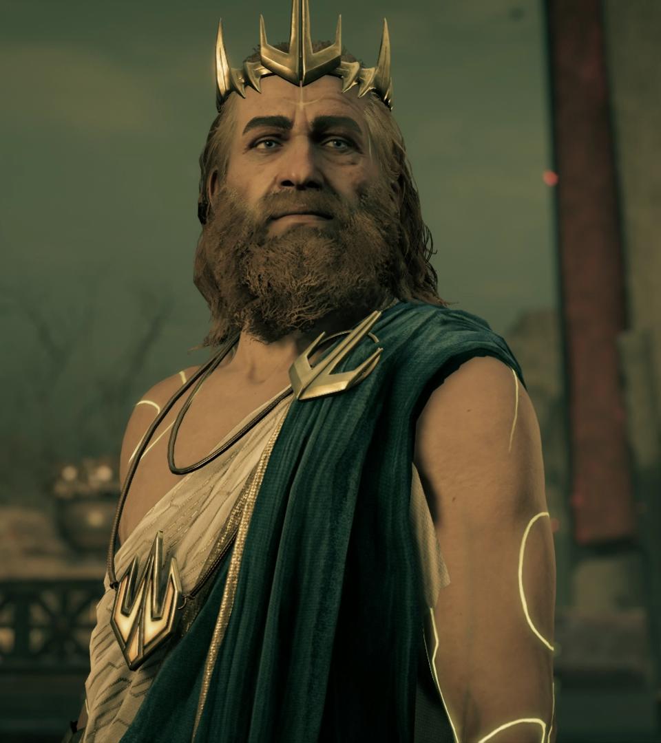 Poseidon | Assassin's Creed Wiki | FANDOM powered by Wikia
