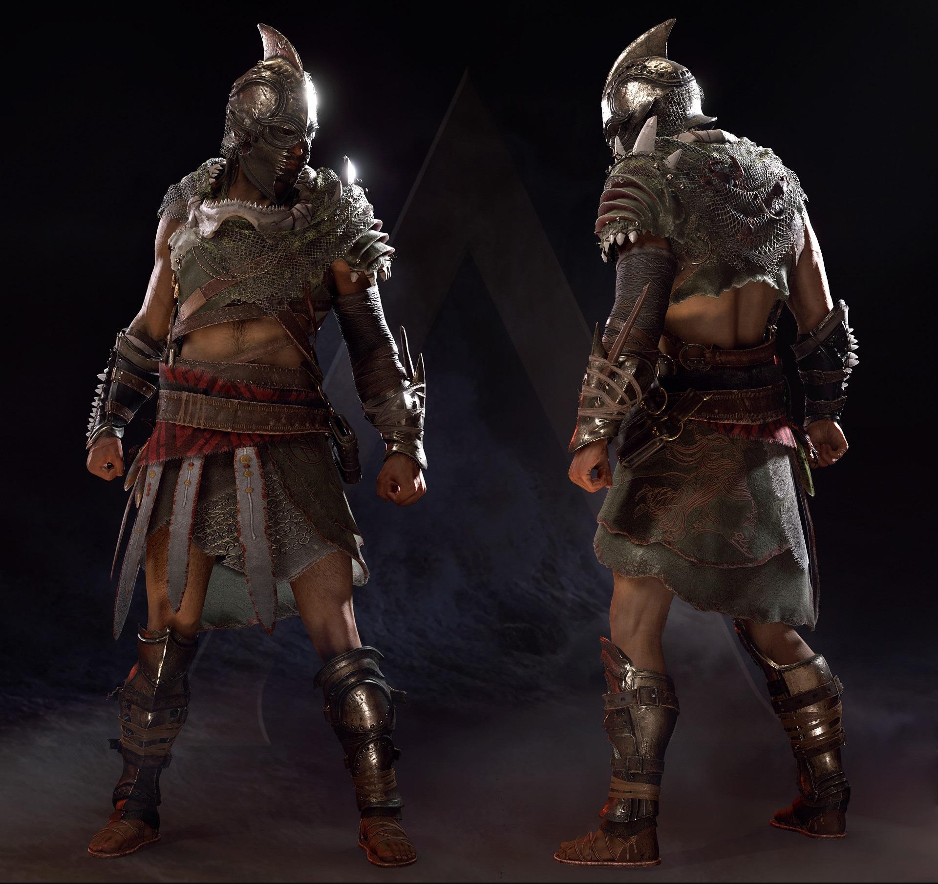 assassins creed odyssey assassins armor - HD1920×1811