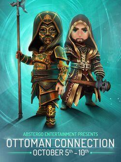 ACReb Ottoman Connection promo