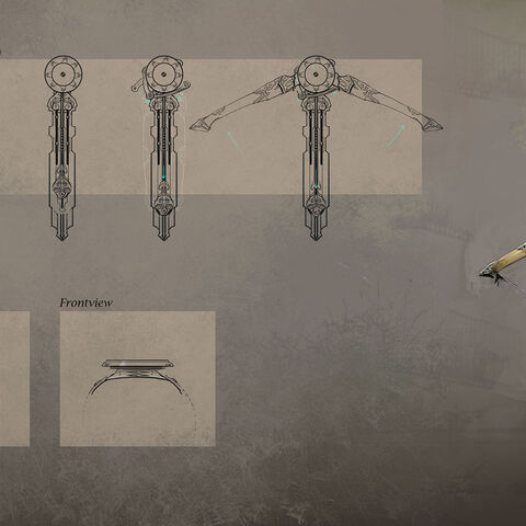 幻刃结构图