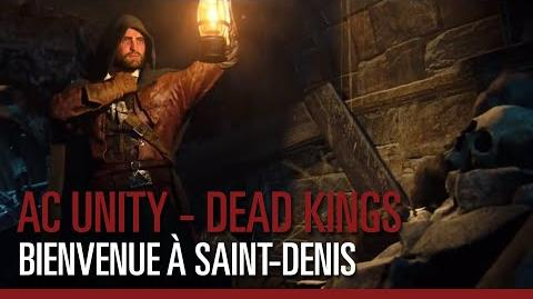 Assassin's Creed Unity Dead Kings - Trailer CGI